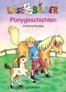 Ponygeschichten (Lesebilder)