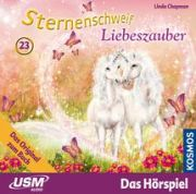 Sternenschweif Band 23 - Liebeszauber (CD)