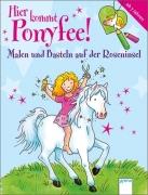 Ponyfee - Malen und Basteln auf der Roseninsel