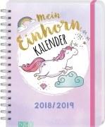 Mein Einhorn-Kalender 2018/2019