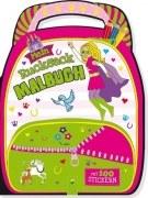 Mein Rucksack Malbuch