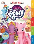 My little Pony - Das Mach-Malbuch