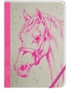 Pferdefreunde - Meine Notizen (pink)