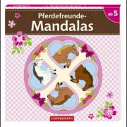 Pferdefreunde-Mandalas