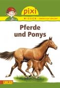 Pixi Wissen Band 1 - Pferde und Ponys