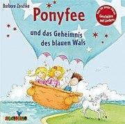 Ponyfee: und das Geheimnis des blauen Wals (CD)