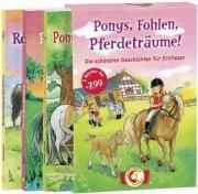 Ponys, Fohlen, Pferdeträume! Die schönsten Geschichten für Erstleser