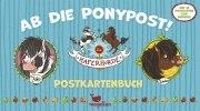 Die Haferhorde - Ab die Post! (Postkartenbuch)