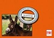 Postkartenset: Halten Sie die Ohren steif