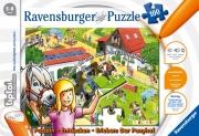 Puzzeln * Entdecken * Erleben tiptoi: Der Ponyhof