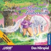 Sternenschweif Band 11 - Spuren im Zauberwald (CD)
