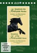 Symphonie des Friesenpferdes - Beethoven (DVD)