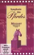 Symphonie des Pferdes - Mozart (DVD)