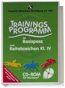 Trainingsprogramm für Basispass und Reitabzeichen Kl. IV