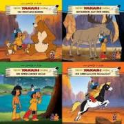 Yakari: Mini-Bücher 13-16 (4er-Set)
