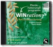 WINration. Pferde-Fütterungsprogramm