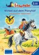 Wirbel auf dem Ponyhof  (Leserabe)