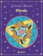 Zauberhafte Mandalas - Pferde