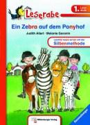 Ein Zebra auf dem Ponyhof- Silbenmethode