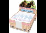 Pferdefreunde - Zettelkästchen Einfach dran gedacht