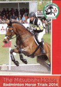 DVD: Badminton Horse Trials 2014