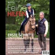 Feine Hilfen Ausgabe 18 - Erste Schritte unterm Reiter