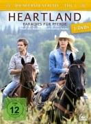 Heartland - Paradies für Pferde, Staffel 6.1 (3 DVDs)