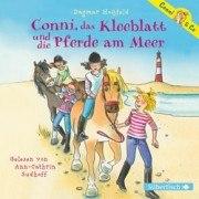 Conni, das Kleeblatt und die Pferde am Meer (CD)