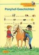 Lesemaus zum Lesenlernen: Ponyhof-Geschichten