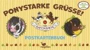 Die Haferhorde - Ponystarke Grüße (Postkartenbuch)