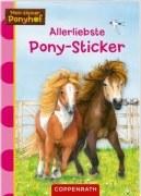 Mein kleiner Ponyhof: Allerliebste Pony-Sticker
